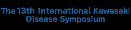 The 13th International Kawasaki Disease Symposium